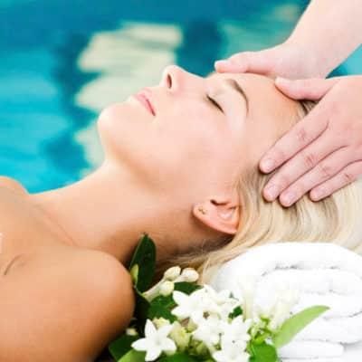 Hindu-Massage