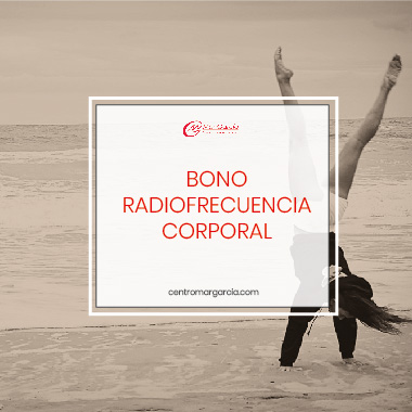 Bono Radiofrecuencia Corporal Centro Mar García