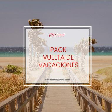 Tratamiento estético vuelta de vacaciones Centro Mar García