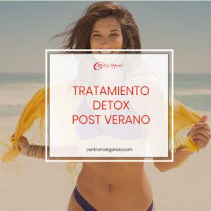 Tratamiento Detox Post Verano Centro Mar García