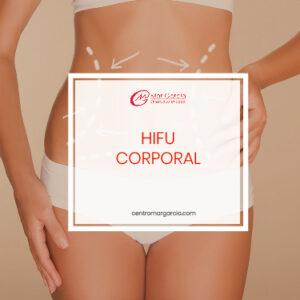 Tratamiento HIFU Corporal en Madrid Mar Garcia Estetica Avanzada